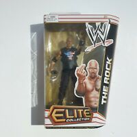 WWE Elite Collection The Rock Mattel Wrestling Action Figure series 14 Boxed*