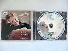 von Otter sings Beethoven Meyerbeer & Spohr Melvyn Tan piano Archiv 469 074 CD