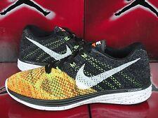 NEW Nike Flyknit Lunar 3 Multicolor SZ 7 MENS Deadstock NDC 698181-003 5