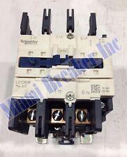 LC1D806 Schneider Electric 125 Amp 600 Volt 208 Contactor