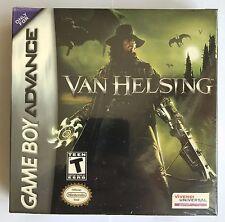 GBA Van Helsing (2004), Brand New & Factory Sealed