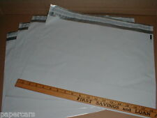 300 New 18x14 18.5x14x6 grey poly mailing ebay plastic shipping bags expands