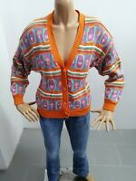 Cardigan STEFANEL Donna Taglia Size S Sweater Woman Pull Femme P7102