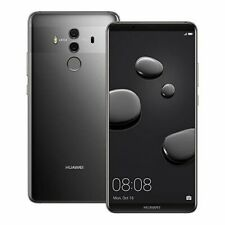 """Huawei Mate 10 PRO 128GB+6GB Mono Sim 6"""" NUOVO Smartphone OCTA CORE Grigio"""