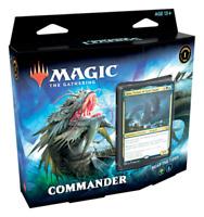 MTG Commander Legends Reap the Tides Commander Deck