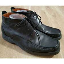 Church's Mens Shoes Size 9.5F 552 Moccasin Monza Black