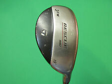 """40 1/2"""" TaylorMade Mid Rescue 19 Degree #3 FW IROD X"""