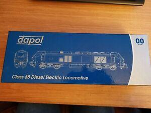 dapol class 68 68006 daring 4d-022-005