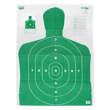 Birchwood Casey Eze Scorer Silhouette Paper Target 23x35 Inch Green 5/Pack 37015