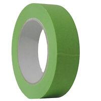 Abklebeband grün 30mm x 50m Karosserieabdeckband KFZ Feinkrepp Nassschlifffest