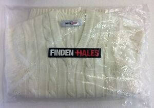 Finden Hales Cricket Sweater - 3 sizes available