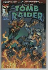Lara Croft Tomb Raider #23 comic book video game movie