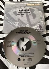 Madonna - Hanky Panky Rare USA 1 Track PROMO CD Single