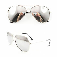 dafed0ee91c Pilot Metal Mirrored Sunglasses for Men