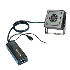 2.0MP 1080P Mini IP Pinhole Camera 3.7mm Lens support POE Network Security Cam