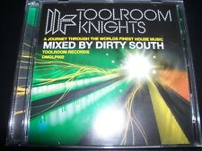 Toolroom Knights (One Love) Mixed By Dirty South 2 CD – Like New