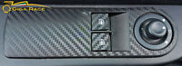 RENAULT CLIO 4 ADESIVI STICKER DECAL LEVE ALZA CRISTALLI TUNING CARBON LOOK