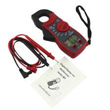 MT87 Profesional Pinza Multimetro Digital Prueba de Voltaje AC / DC Probador