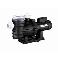 Utilitech 1-HP Thermoplastic 70-GPM 2-Speed Pool Water Pump UT2100IGPP