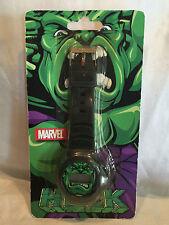 Collectible 2004 Accessory Time Marvel Comics INCREDIBLE HULK Wristwatch NIP