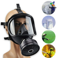 Silicone Full Face Respirator Gas Cover Goggles Comprehensive Cover Paint Cover