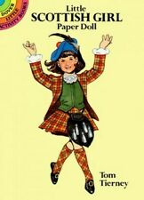 Little Scottish Girl Paper Doll (Dov... by Dover Publications Other printed item
