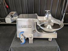 "Hobart Buffalo Chopper Food Commerical Cutter Processor 14"" Power Hub"
