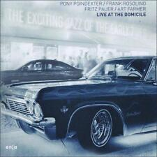 Pony Poindexter Frank Rosolino Fritz Pauer Art Farmer - The Exciting J (NEW 4CD)