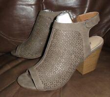 Just Fab ORLA Dress Sandals TAUPE Ladies Size 8  NIB