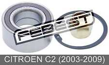 Front Wheel Bearing 37X72X33 For Citroen C2 (2003-2009)