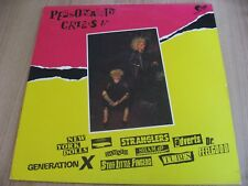 PERSONALITY CRISIS v.a LP PUNK SHAM 69 STRANGLERS NEW YORK DOLLS ADVERTS