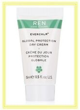 REN ~ EVERCALM ~ Global Protection Day Cream 15ml~ Sensitive Skin~ NEW & SEALED