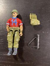 New listing Bazooka v1 Vintage Gi Joe 1985 Hasbro Action Figure G.I. Joe 3.75 In Arah