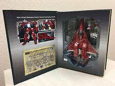 ROBOTECH Masterpiece Collection New Generation Volume 2 Rook Bartley VFA-6Z NEW
