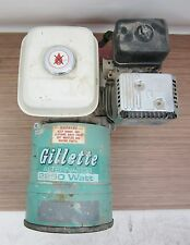 GILLETTE RH22 ALTERNATOR 120V GENERATOR WITH HONDA GX 140 ENGINE - USED!!!