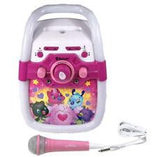 Hatchimals Bluetooth Flashing Light Karaoke Machine