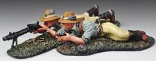 THOMAS GUNN WW1 BRITISH ALH002 AUSTRALIAN LIGHT HORSE LEWIS GUN TEAM MIB