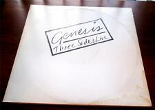 Genesis  Three Sides Live  1982   Atlantic 2000  Phil Collins 2 Vinyl LPs   VG++