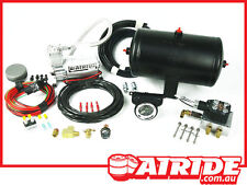 COMPRESSOR, TANK & ELECTRIC CONTROL FOR AIR BAG SUSPENSION AND AIR ASSIST KIT