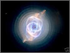 Poster Print: Hubble's Cat's Eye Nebula