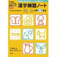Japanese Kanji Workbook Kanji Drill Grade 5