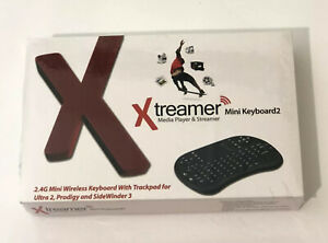 Xtreamer Media Player & Streamer Mini Keyboard 2 New Sealed