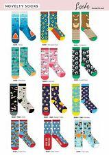 NEW Novelty Fun Socks - Latest Craze in Socks! Over 65 Funny Designs to Choose!