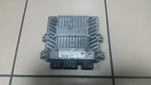 Ford Fiesta 1.4 tdci 2005 Diesel engine ECU steuergerat 3S6112A650GE