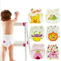 For Boy And Girl Training Infant Panties Baby Diapers Baby Underwear Nappy
