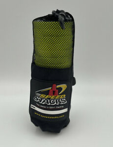 Speed Stacks 12 Stacking Cups YELLOW With Storage Bag - WSSA Official Cups