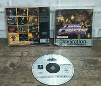 Time Crisis Video Game for Sony PlayStation PS1 PAL