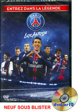 DVD : PSG PARIS SAINT-GERMAIN : BACKSTAGE - NEUF SOUS BLISTER