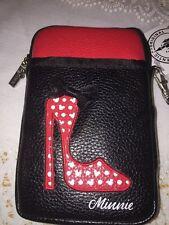 Disney Parks Minnie Mouse High Heel Shoe Smartphone Case Cel Phone