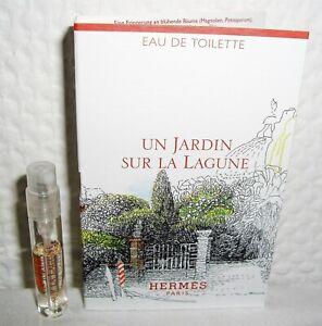 Fragrance Sample Hermes Paris unbenutzt